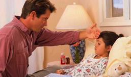 В Удмуртии отмечен всплеск заболеваемости ОРВИ среди малышей.