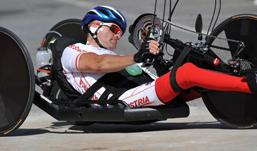 Спортсмены из Удмуртии успешно дебютировали на чемпионате по паравелоспорту