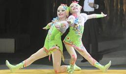 40 лучших цирковых коллективов мира выступят в Ижевске