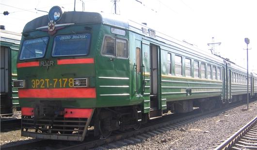 Поезд следованием Санкт-Петербург - Ижевск опаздывает на два часа