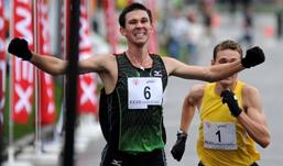 Знаменитые легкоатлеты не дали шансов на победу участникам «Пробега Государственности Удмуртии»