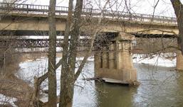 Строительство нового моста через реку Сива в Воткинске так и не началось