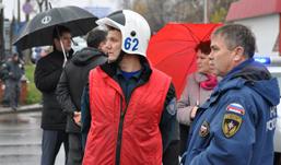 Угроза взрыва в Ижевске:работы проходили без присмотра газовиков