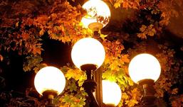 Свет на пяти улицах Ижевска включают по новой системе