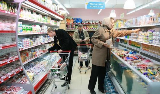 Ижевск стал городом-лидером по количеству супермаркетов в России