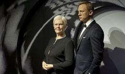 В музее Мадам Тюссо появился восковой агент 007