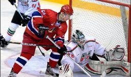 Альметьевский «Нефтяник» разгромил ижевских хоккеистов со счётом 5:0