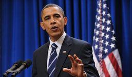 Барак Обама побеждает на президентских выборах в США