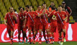 Сборная России по футболу стала девятой в рейтинге ФИФА