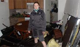 Валерия Колесникова из Удмуртии едва не погибла в затопленном Нью-Йорке