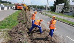 Более 400 млн руб. потрачено в этом году в Ижевске на ремонт дорог