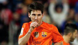 Испанский футболист Месси побил рекорд голов короля футбола Пеле