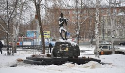Памятник жертвам Чернобыля перенесли в Ижевске