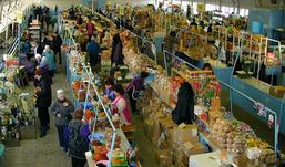 Больше 6 миллиардов рублей выручили рынки Удмуртии