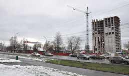 Территорию 12-го микрорайона Ижевска застроят многоэтажками