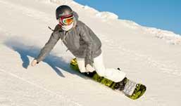 Ижевчанка завоевала «золото» на 1 этапе Кубка Москвы по сноуборду