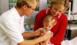 Грудничкам в Удмуртии впервые поставят прививки от гриппа