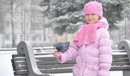 Всю неделю в Ижевске будет идти снег