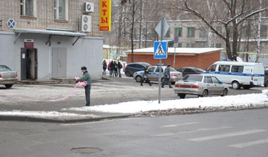 В Ижевске эвакуировали коммунальщиков и следователей