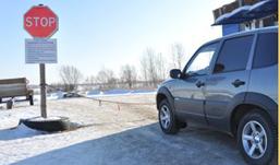 Названы адреса ледовых переправ, которые заработают этой зимой в Удмуртии