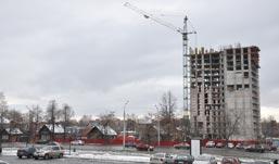 Напротив мэрии в Ижевске построят многоэтажки