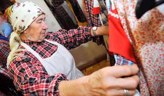 «Бурановские бабушки» обновили гардероб