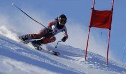 Ижевчане стали первыми на этапе кубка России по горным лыжам