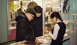 В Перми открывается ювелирная выставка