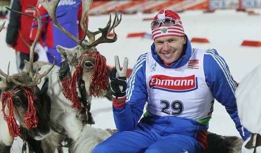 Ижевчанин Иван Черезов не попал в основной состав сборной России по биатлону