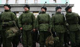 Кремль не собирается увеличивать срок службы в армии
