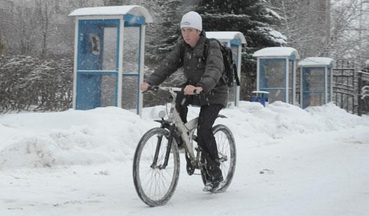 К воскресенью в Ижевск придет похолодание