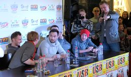 Группа «USB» в Ижевске: мы подали заявку на «Евровидение-2013»
