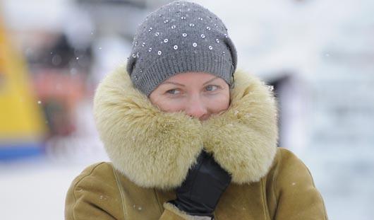 Сильное похолодание ожидается в Ижевске