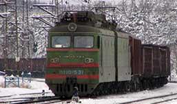 «Москвич» попал в Ижевске под поезд