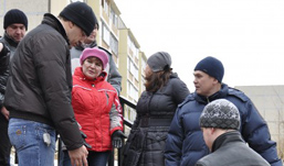 Сити-менеджер Ижевска пригрозил уволить двух начальников, отвечающих за благоустройство города