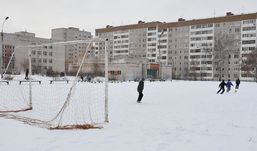 Новый спортивный стадион построят в ижевском гуманитарном лицее №86