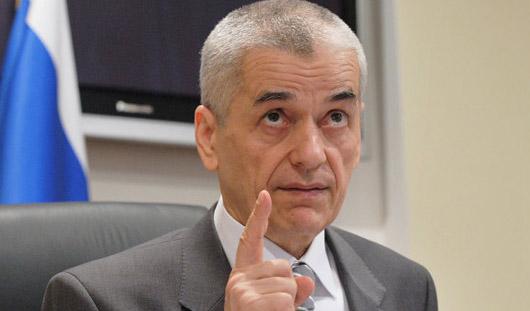 Онищенко пообещал судить тех, кто предрекает конец света