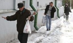 В Ижевске начался сезон «ледовых травм»