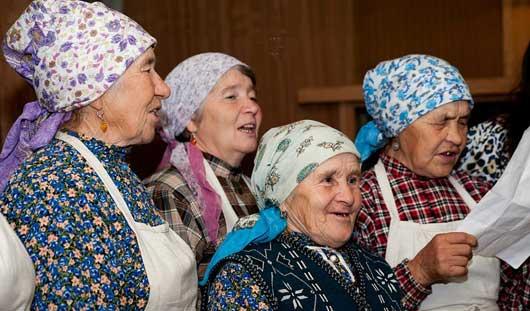 «Бурановские бабушки» отправились на Украину