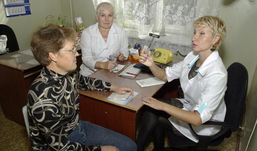 Жители Ижевска будут проходить обязательный медосмотр каждые три года