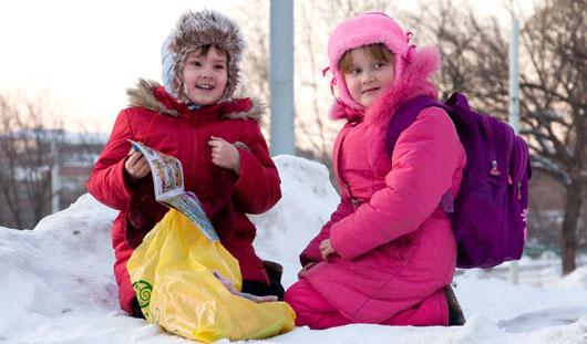 Сильное потепление придет в Ижевск в середине недели