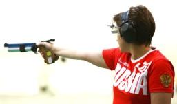 Ижевчанка Наталья Падерина завоевала «золото» на Кубке России по пулевой стрельбе