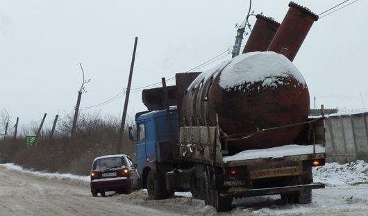Из-за газовой аварии движение по улице Пойма в Ижевске вновь  закрыто