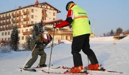Катки и лыжные базы Ижевска начали принимать посетителей