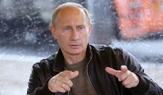 Путин-«мачо» утомил большинство россиян