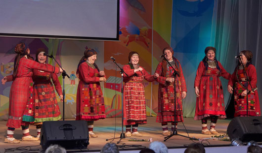 Финно-угорские бабушки: «Благословляем вас на добрые дела!»