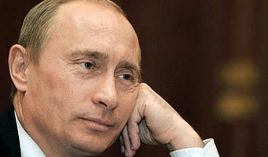 Владимир Путин замкнул тройку самых влиятельных людей мира