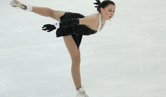Глазовчанка Елизавета Туктамышева стала пятой  на финале Гран-при в Сочи