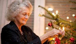 Ижевчане собирают новогодние подарки для бабушек и дедушек