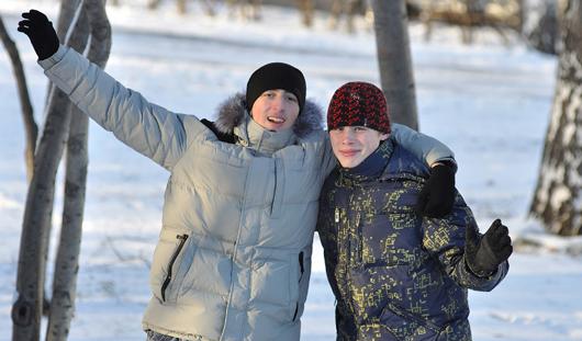 Начало недели в Ижевске будет холодным